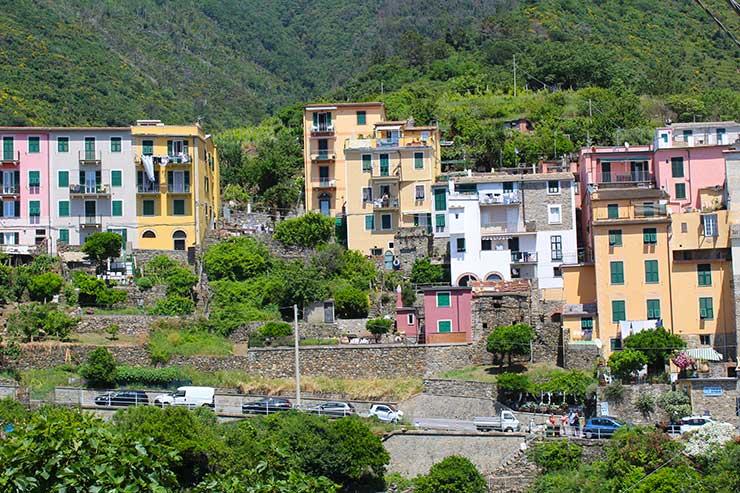 Onde ficar em Cinque Terre: Corniglia (Foto: Esse Mundo é Nosso)