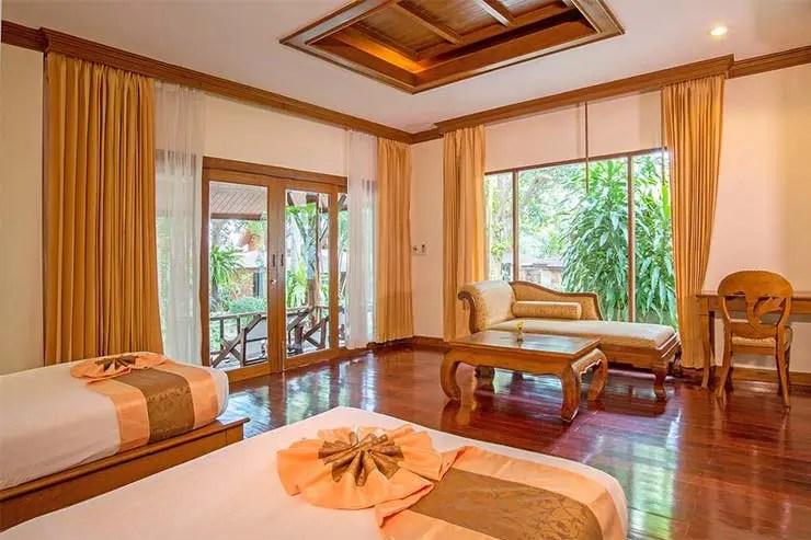 Onde ficar em Railay, Tailândia - Sunrise Tropical Resort (Foto: Divulgação)