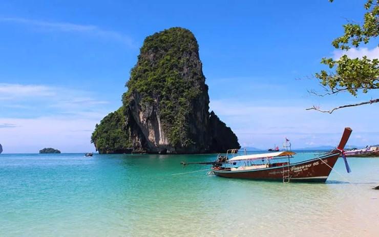 Onde ficar em Railay, Tailândia (Foto: Esse Mundo É Nosso)