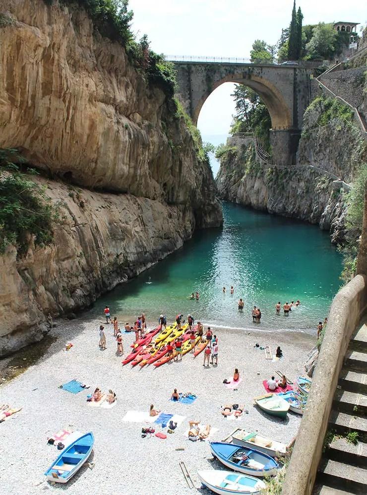 Roteiro pela Costa Amalfitana (Foto: Esse Mundo é Nosso)
