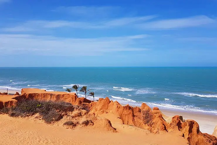 Dicas de Morro Branco, Ceará (Foto: Esse Mundo É Nosso)