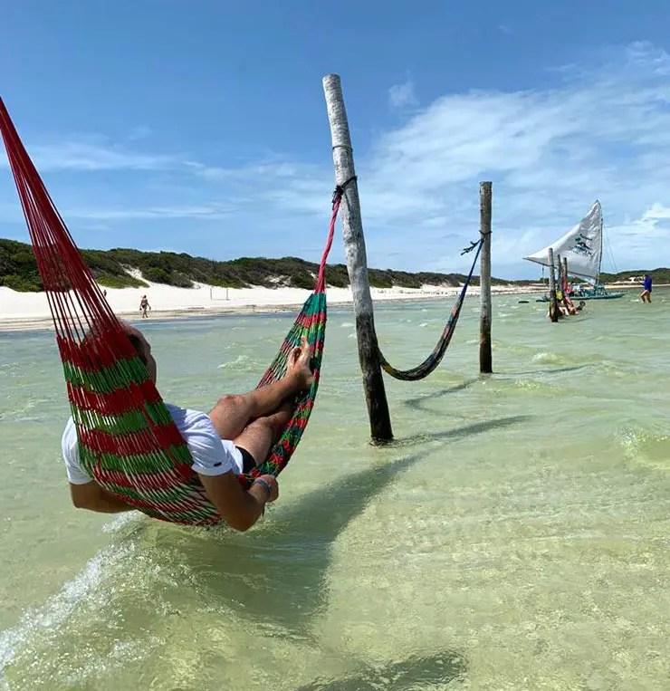 Melhores praias de Jericoacoara, Ceará (Foto: Esse Mundo É Nosso)