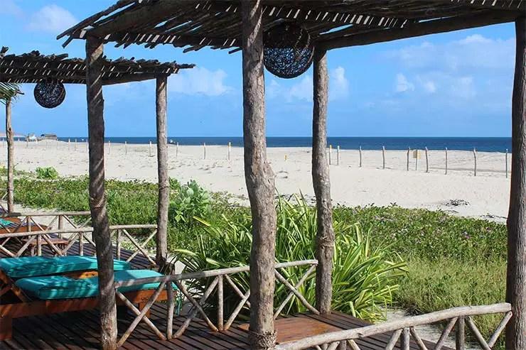 Praia do Preá (Foto: Esse Mundo é Nosso)