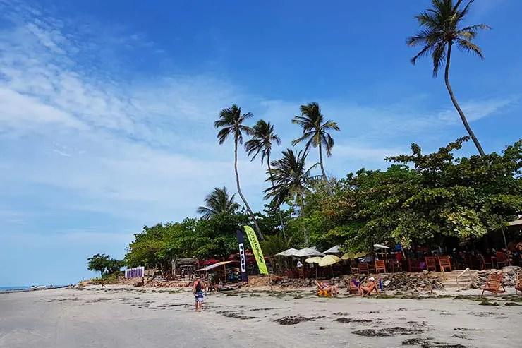 O que fazer em Jericoacoara - Praia Principal (Foto: Esse Mundo é Nosso)