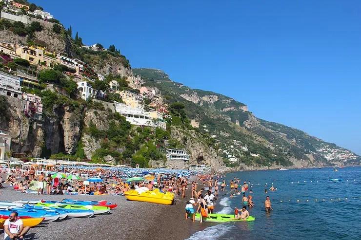 Cidades da Costa Amalfitana: Positano (Foto: Esse Mundo é Nosso)