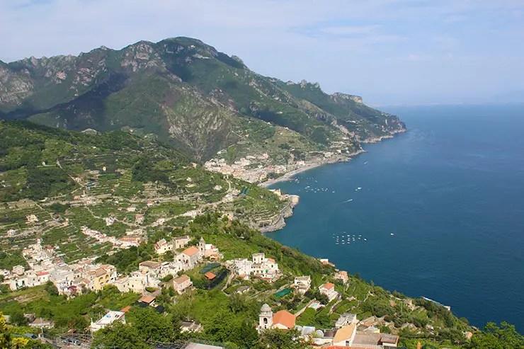Cidades da Costa Amalfitana: Ravelo (Foto: Esse Mundo é Nosso)