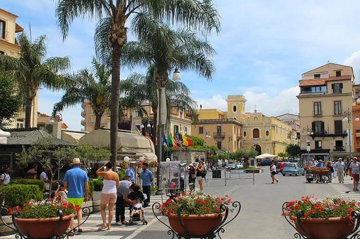 Sorrento, na Itália (Foto: Esse Mundo é Nosso)