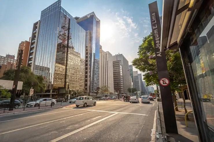 Onde ficar na Avenida Paulista, SP (Por Diego Grandi via Shutterstock)