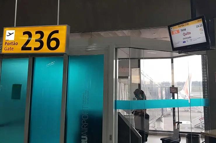 Como é voar com a GOL para Quito (Foto: Esse Mundo É Nosso)