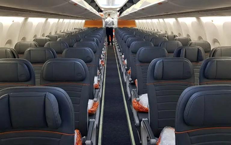 Como é voar com a GOL para Quito - Avião (Foto: Esse Mundo É Nosso)