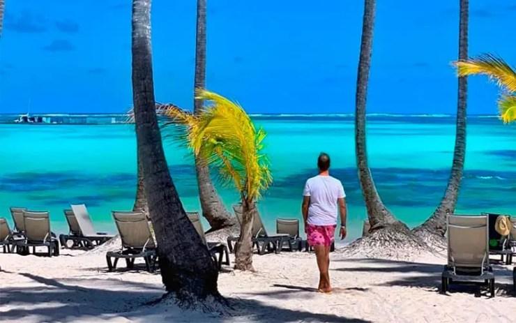 Imigração em Punta Cana (Foto: Esse Mundo é Nosso)