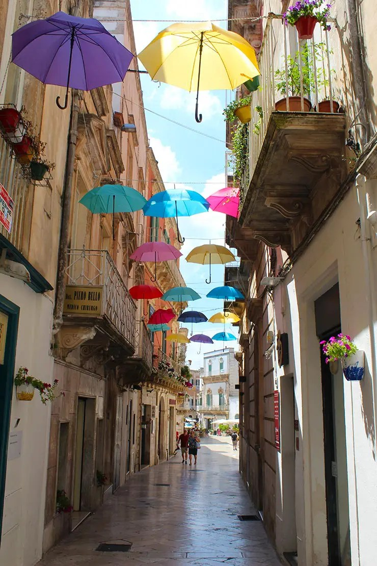 Martina Franca, na Itália (Foto: Esse Mundo é Nosso)