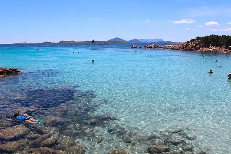 Melhores praias da Itália - Capriccioli (Foto: Esse Mundo é Nosso)