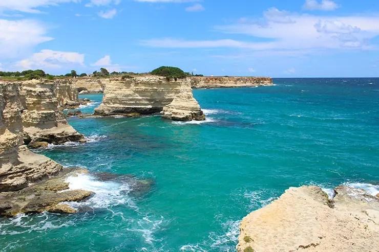 Melhores praias da Itália - Puglia (Foto: Esse Mundo é Nosso)