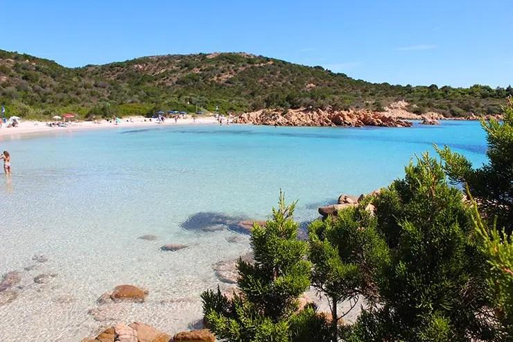 Melhores praias da Itália - Cala Luna - Spiaggia del Principe (Foto: Esse Mundo é Nosso)