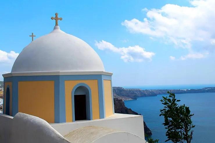 O que fazer em Santorini (Foto: Esse Mundo É Nosso)