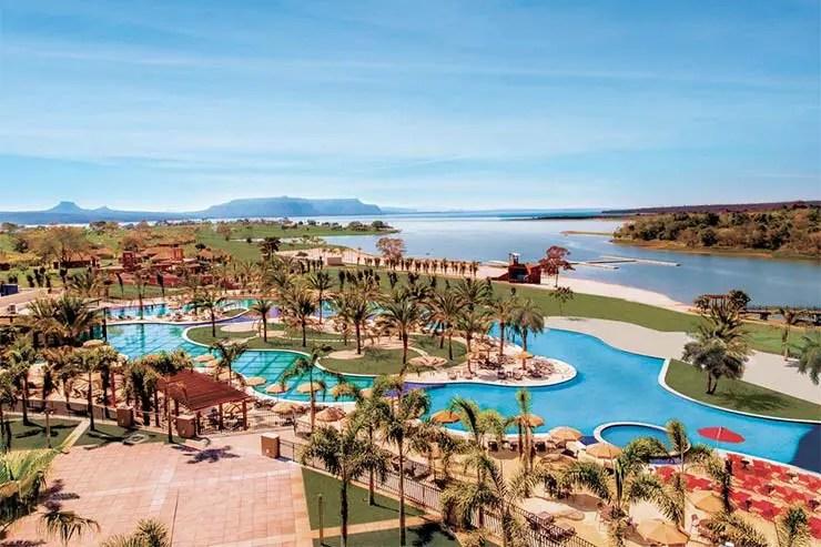 Malai Manso Resort na Chapada dos Guimarães