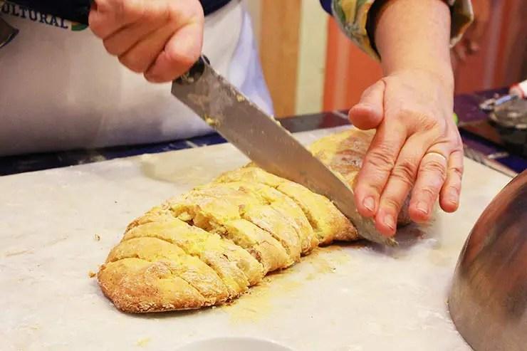Pão italiano (Foto: Divulgação)