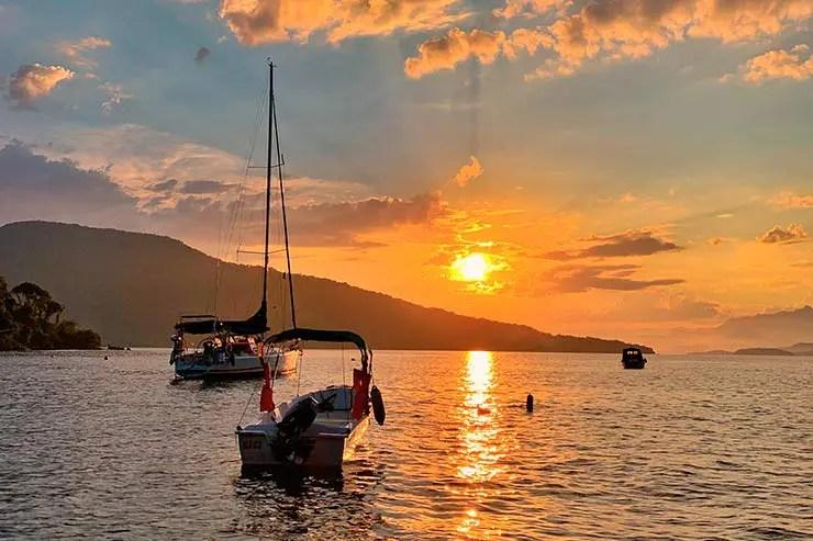 Pôr do Sol (Foto: Esse Mundo é Nosso)