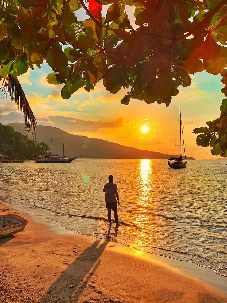 Volta à Ilha em Ilha Grande (Foto: Esse Mundo é Nosso)