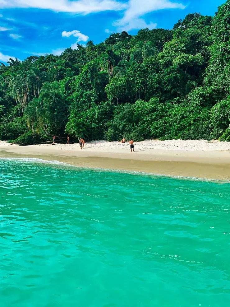 Praia do Dentista, Angra dos Reis (Foto: Esse Mundo é Nosso)