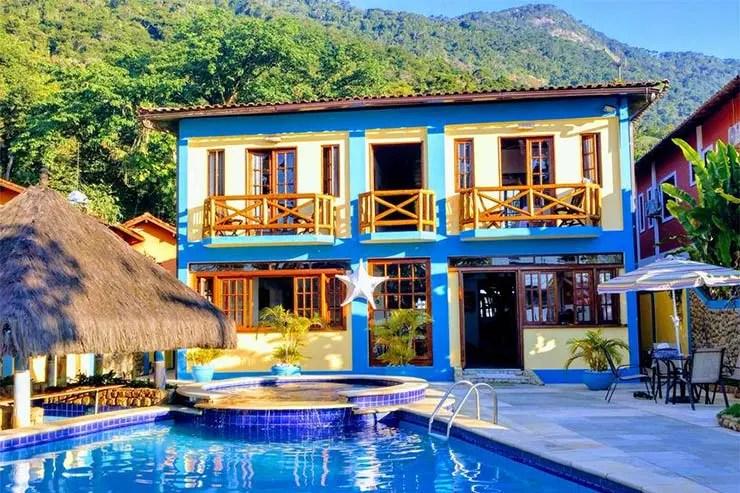 Pousada do Canto em Ilha Grande (Foto: Divulgação/Booking)