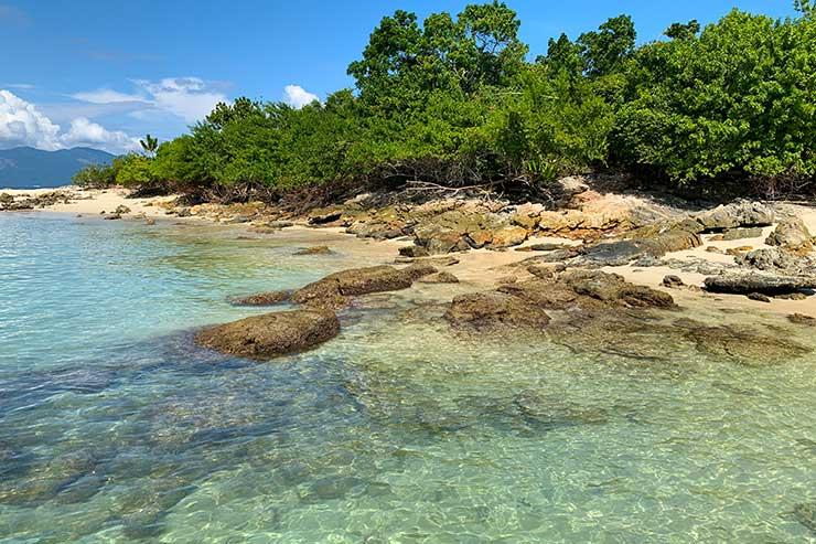 Cataguases, em Angra, é uma das paradas do tour pelas Ilhas Paradisíacas (Foto: Esse Mundo é Nosso)