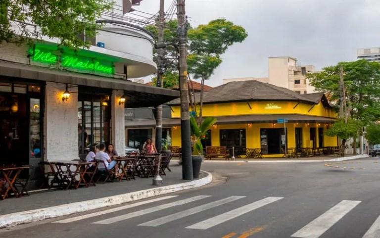 Como chegar na Vila Madalena (Foto via Shutterstock)