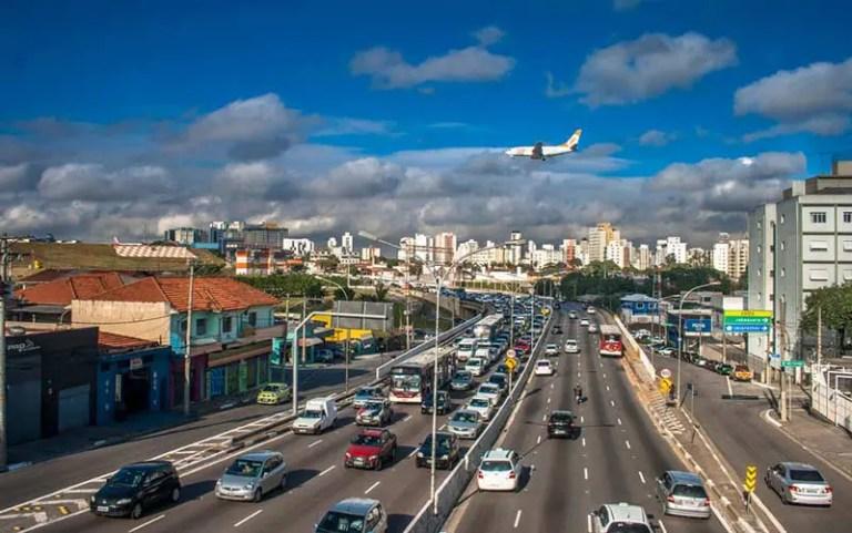 Dica de hotel próximo ao aeroporto de Congonhas (Por Alf Ribeiro via Shutterstock)