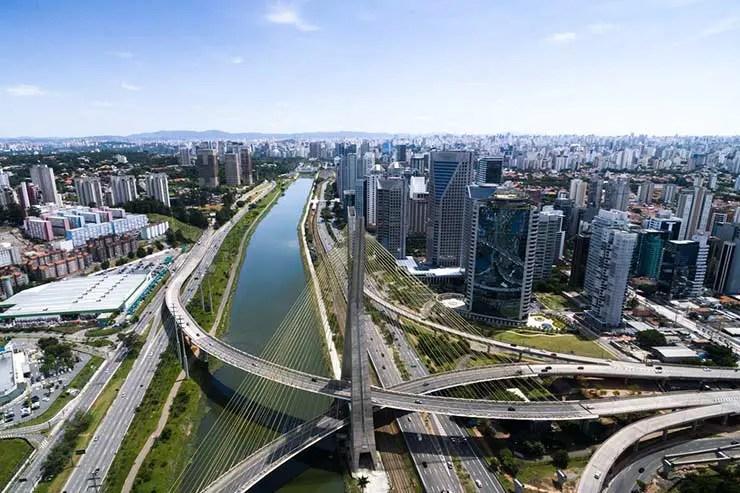 Região da Berrini em São Paulo (Gustavo Frazao via Shutterstock)