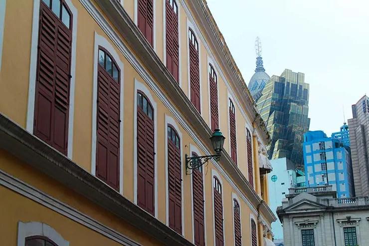 Um dia em Macau, China (Foto: Esse Mundo É Nosso)