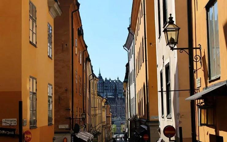 Gamla Stan, Estocolmo (Foto: Esse Mundo É Nosso)
