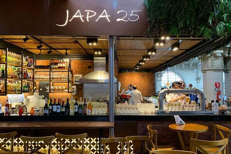 Japa 25 no Mercadão de São Paulo (Foto: Esse Mundo é Nosso)