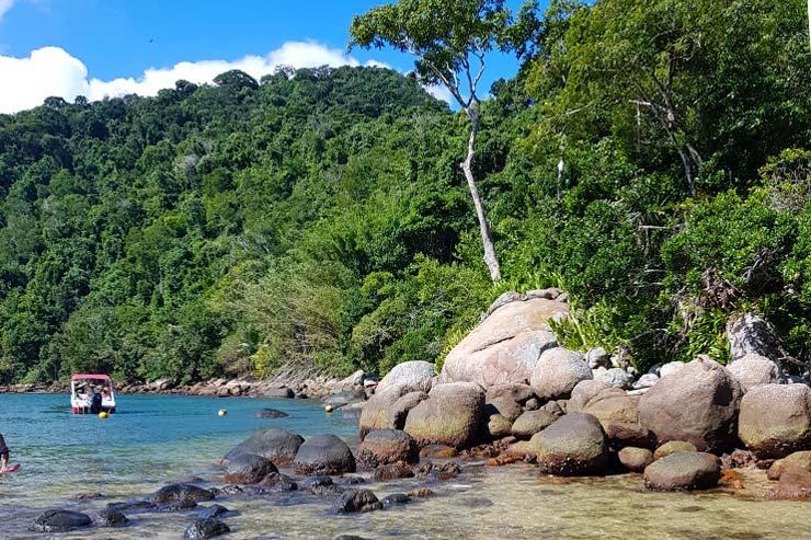 Passeio de Meia Volta em Ilha Grande (Foto: Esse Mundo é Nosso)