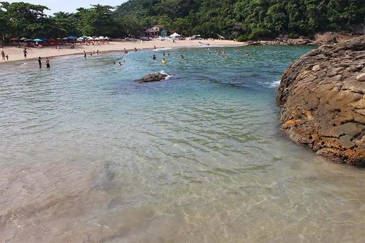 Praia do Meio em Trindade (Foto: Esse Mundo É Nosso)
