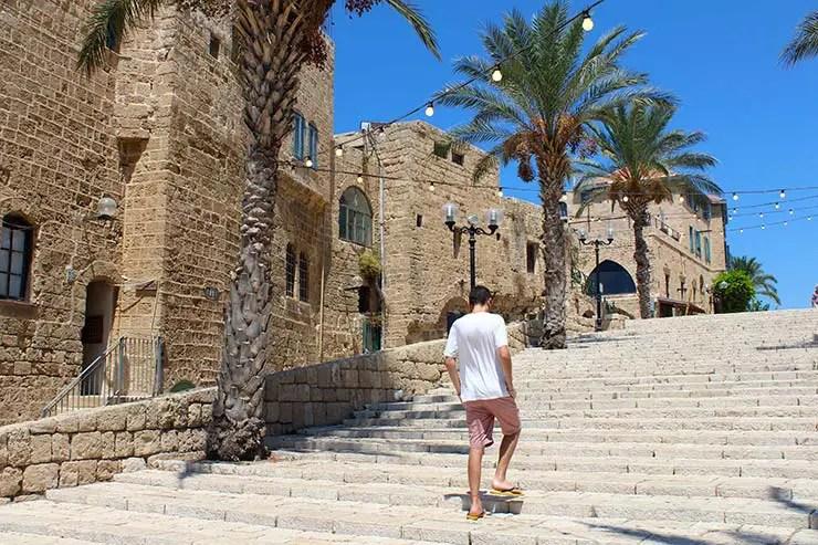 Onde ficar em Tel Aviv: Old Jaffa (Foto: Esse Mundo É Nosso)