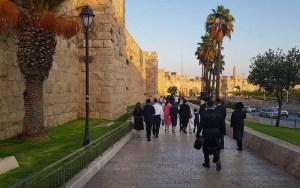 Shabat em Jerusalém (Foto: Esse Mundo É Nosso)