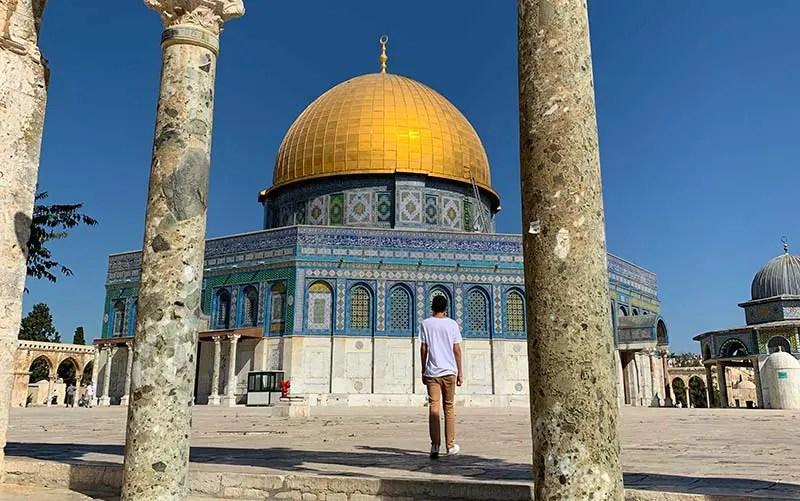 Quantos dias em Israel: Temple Mount em Jerusalém (Foto: Esse Mundo é Nosso)