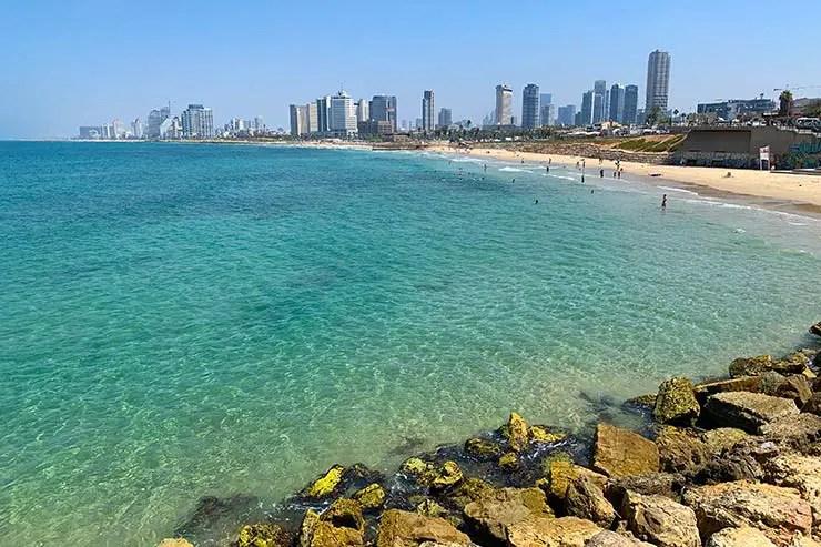 Tel Aviv (Foto: Esse Mundo é Nosso)