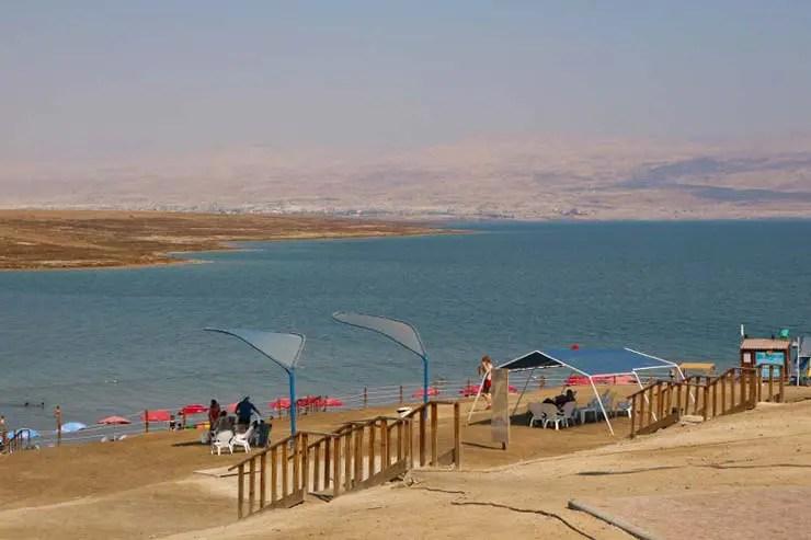 Quantos dias em Israel: Mar Morto (Foto: Esse Mundo é Nosso)