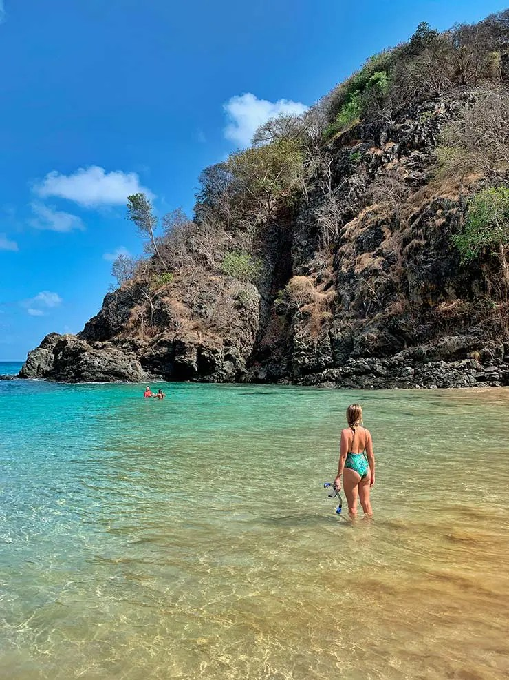 Praia do Cachorro (Foto; Esse Mundo é Nosso)