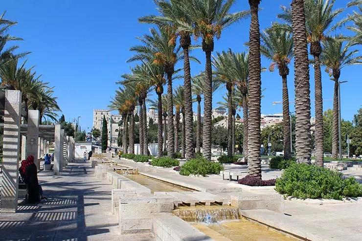 Onde ficar em Jerusalém - Portão de Damasco (Foto: Esse Mundo É Nosso)
