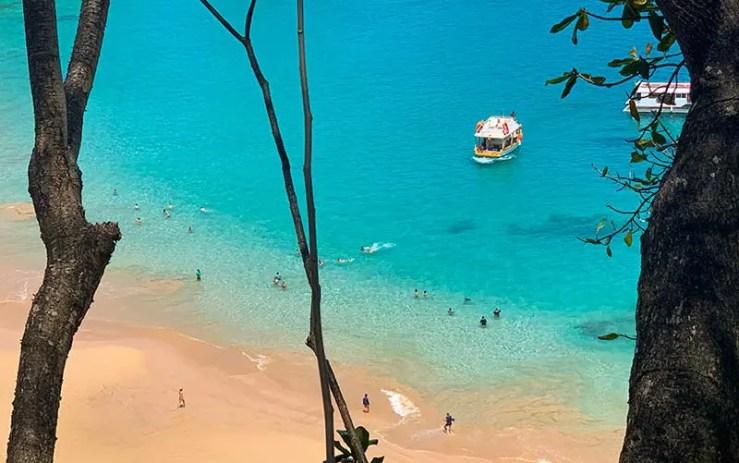 Como gastar pouco em Noronha: Praia do Sancho (Foto: Esse Mundo é Nosso)