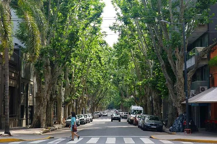 Palermo é uma das melhores opções de onde ficar em Buenos Aires (Foto: Esse Mundo é Nosso)