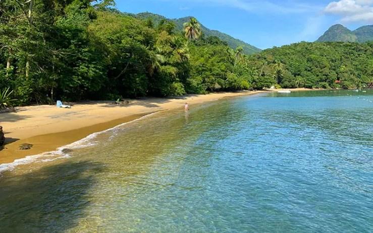 Quantos dias em Ilha Grande: Praia do Abraãozinho (Foto: Esse Mundo é Nosso)