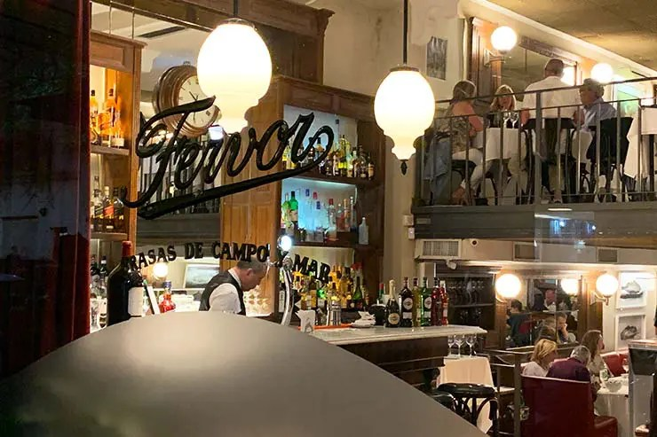 Restaurante Fervor em Buenos Aires (Foto: Esse Mundo é Nosso)