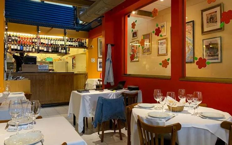 Restaurante Il Matterello em Buenos Aires (Foto: Esse Mundo é Nosso)