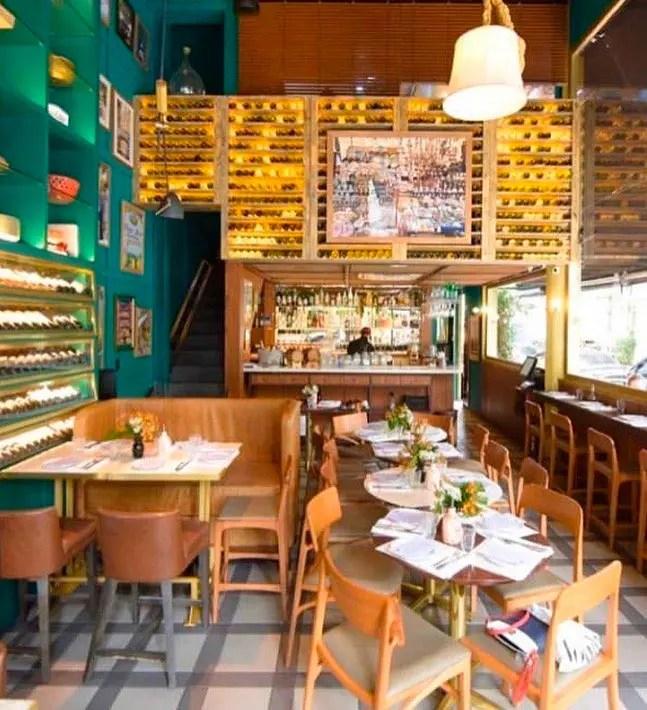 Modern Mamma Osteria em São Paulo (Foto: Reprodução/Instagram do restaurante)