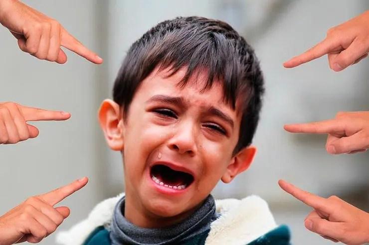 Bullying (Foto: Esse Mundo é Nosso)