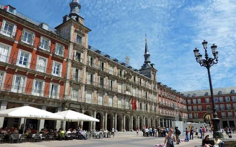 Quando ir pra Madrid (Foto: Esse Mundo É Nosso)